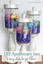 best 25 jar fillers ideas on pinterest fall apothecary jars