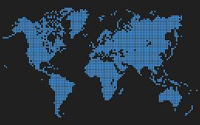 vector map dots world map by snowfleikun on deviantart