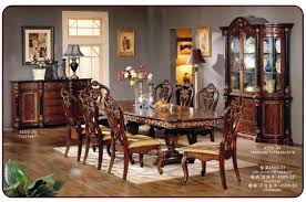 dining table antique cherry wood dining room sets wooden tables