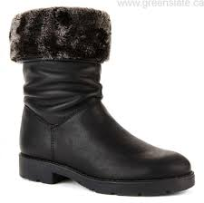womens black leather boots canada canada s shoes winter boots shoes destiny black