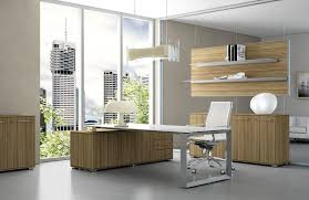 Modern Home Office Desks Furniture Stunning Office Room Design With Modern Office