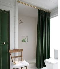 Extra Long Shower Curtains For Walk In Showers 40 Easy Diys That Will Instantly Upgrade Your Home Extra Long