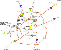 Map Of San Antonio Texas Drake Commercial Group Portfolio Stevens Ranch San Antonio