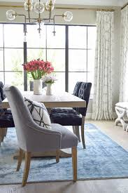 home tour tufted dining chairs vintage inspired and room
