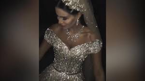 how to design your own wedding dress cosmopolitan