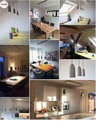 Esszimmerlampen Beton Eleganz Trifft Moderne 3 Fach Beton Hängelampe Mit Textilkabel