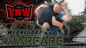 vbw season 4 episode 2 wednesday warfare backyard wrestling