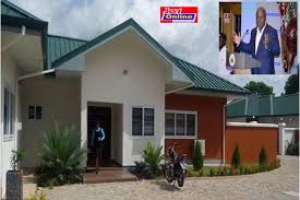 i did not build crig guest house in my village u2013 mahama responds