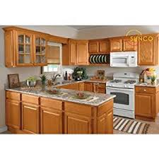 Oak Kitchen Design by Amazon Com 10x10 Randolph Oak Kitchen Kitchen U0026 Dining