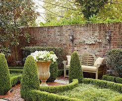 Small Walled Garden Ideas Beautiful Backyard Inspiration Bricks Formal And Gardens