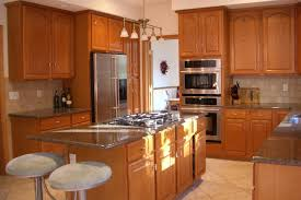 100 kitchen ideas oak cabinets remodell your home design