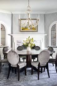 oak dining table with velvet chairs silver room ireland grey