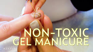 non toxic gel nail polish at can can parleur in los angeles the