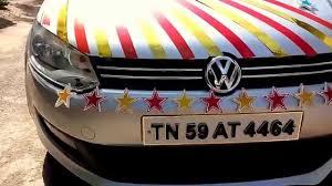 indian wedding car decoration wedding car decoration 2015 st xavier s lourthusamy thoothukudi