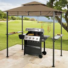 outdoor gazebo at lowes pop up shade canopy grill canopy
