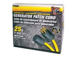 generator cords