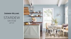 august 2017 color of the month stardew sherwin williams youtube