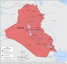 Iraq World Map by How Safe Is Iraq Safety Tips U0026 Crime Map Safearound