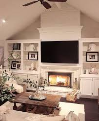 Top  Best Living Room With Fireplace Ideas On Pinterest - Living rooms with fireplaces design ideas