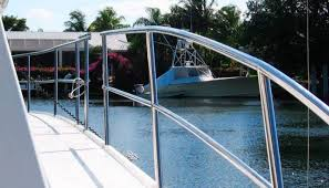 Stainless Steel Boat Handrails Boat Grab Rail Stainless Steel Umt Marine Llc