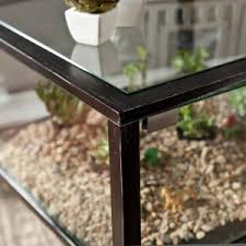 coffee table terrarium coffeeable plans aquarium diy snake glass