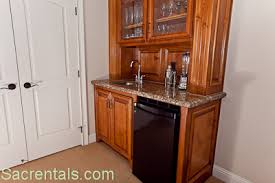 Wet Bar Sink And Cabinets 3908 Woodhouse Court Rocklin Ca Sacrentals Com 916 454 6000