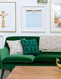 velvet sofas at every price point apartment therapy