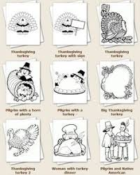 free coloring pages thanksgiving preschool coloring