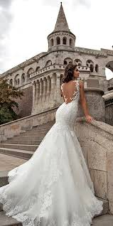 mermaid wedding dresses 100 open back wedding dresses with beautiful details wedding