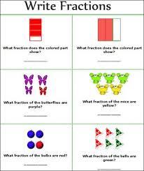 fractions worksheets 2nd grade worksheets