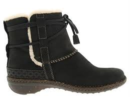 ugg womens kaysa shoes black ugg womens kaysa shoes black