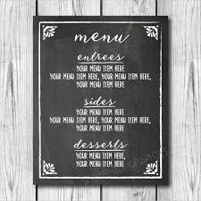 dinner menu templates u2013 35 free word pdf psd eps indesign