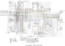 jerous u0027 1 u2014 honda cg125 c e wiring diagram