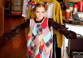 Creepy Doll Costume Rag Doll Halloween Costume D I Y U2013 A Beautiful Mess