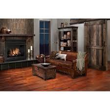 timberclick cognac oak locking solid hardwood flooring liquidations