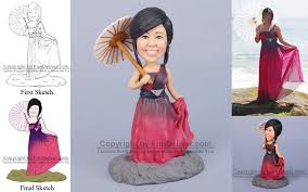 personalized gifts with parasol for sweet sixteen birthday
