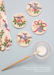 how to make simple ornaments handmade uk