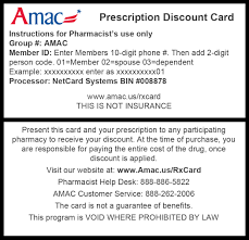 your free drug discount cards prescription card rx