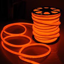 outdoor tube lighting 150 u0027 led flex neon light tube sign valentine xmas wedding