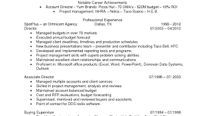 resume for accounts executive resume stunning manager resume sample 11 office cv stunning