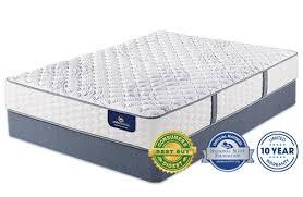 Serta Master Sleeper Crib And Toddler Mattress Serta Elite Visby Lake Firm Sleeper Mattress