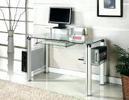 computer desk glass metal corner desk glass image of glass corner desk l shapes black glass