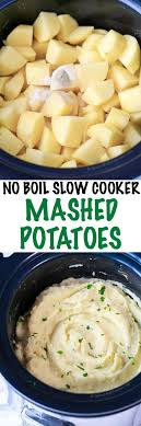 no boil cooker mashed potatoes spend with pennies