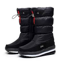 womens boots for winter boots winter shoes plush non slip waterproof
