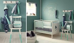 theme de chambre thème chambre bébé garçon bleue poisson lune crevette