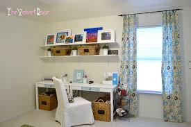 remodelaholic craft room organization