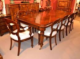 Regency Dining Table And Chairs Regency Dining Table U0026 Balloon Back Chair Set Regency Dining Table