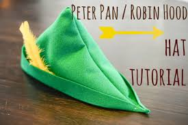 How To Make A Robin Hat Out Of Paper - how to make a pan or robin hat tikkido