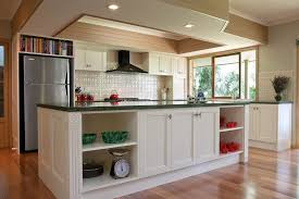 Backsplash With Marble Countertops - kitchen backsplash ideas with white cabinets brown island table