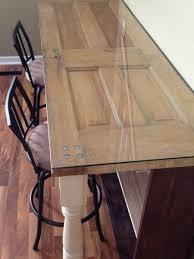 Door Desk Diy New Desk Built From Antique Wood Door Handy